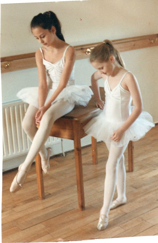 Little Dancers 2a